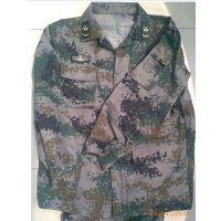 广州品牌服装 迷彩服定做 军训专用迷彩服 学生作训服 透气吸汗