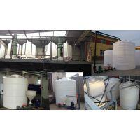 余庆10吨外加剂复配合成全套设备储罐 PE储罐价格质地如何