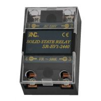 台湾友正ANC品牌单相 全电压固态继电器SREV1 480 040额定电压40A