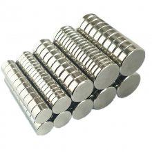 金聚进 PVC包装盒单面磁 工艺包装磁铁 礼品盒带铁壳强磁