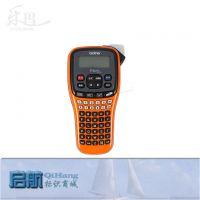 兄弟标签机手持PT-E100电力网络线缆标签打印机PT-E100B