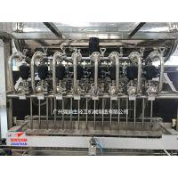 強纳生供应全自动液体自流式灌装机 易起泡沫的液体灌装机(JF-7 )