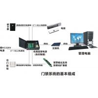 南京安存电子牌门禁施工与安装