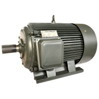 黄河牌Y280M-8 45kW8极电机国标全铜线 汇凯机电(黄河旋风产品直销)