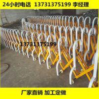 厂家现货供应高速公路活动护栏 伸缩式活动护栏低价批发