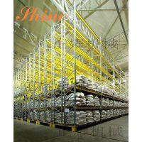 北京货架厂生产正耀横梁式重型仓储货架