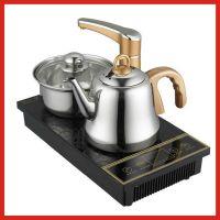 心好三合一自动上水电热水壶电磁炉加热快速壶带消毒锅礼品专用