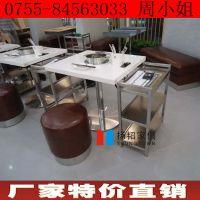 大理石圆形/方形/长方形餐厅餐桌 来样定制餐桌