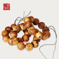 【三福远宏】太行精品素珠,满瘤崖柏2.5cm*10颗,佛珠批发