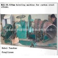 pipe and pipe fittings beveling machine