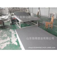 厂家生产防火阻燃耐温防潮PVC硬板软板透明板木塑板安迪板雪弗板