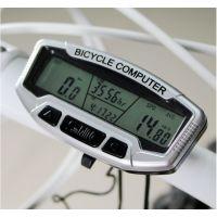正品顺东SD-558A 自行车码表里程表测速器骑行装备配件 大框码表