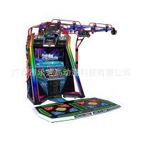 二手原装E舞成名网络版模拟跳舞机大型游戏机投币电玩设备