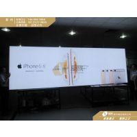 苹果iphone6s手机软膜背景灯箱定做