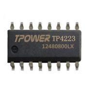 TP4223 带电量指示小体积移动电源方案