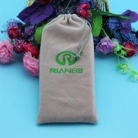 厂家热销 珠宝首饰 剃须刀绒布袋 防辐射手机袋 移动电源保护袋