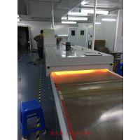 广州浸漆专用热风循环隧道烘干炉 佳兴成产销烘干输送线