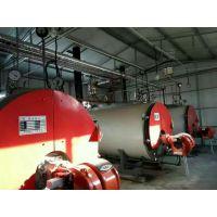 安徽淮北燃气锅炉厂家 菏锅WNS4-1.25-Y(Q) 4吨 中亚卧式天然气蒸汽锅炉