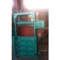 小型耐用废金属打包机 茶叶塑料秸秆稻草压缩打包机