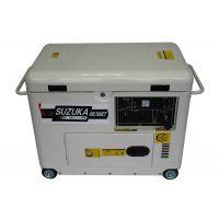 泰州5000瓦柴油静音发电机
