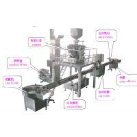 全自动中药饮片包装机,自动化生产线RT-200