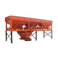 专业供应三仓PLD1600混凝土配料机