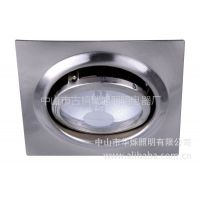 供应厂家直销LED天花灯/洗墙灯/厨柜灯:方形弧面可调家私灯HST-026D