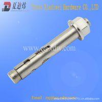 膨胀螺栓 供应汽车制造专用耐高压磨型套管壁虎 紧固件膨胀螺丝