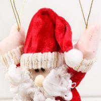 圣诞节装饰品 圣诞老人降落伞 圣诞雪人降落伞 圣诞悬挂老人礼品
