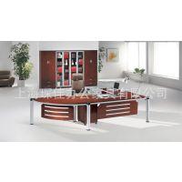 【大量供应】供应办公家具 时尚、休闲实木老板台 价格可议