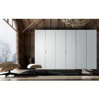 【环保衣柜】开门衣柜,翰诺威定制家具,零甲醛环保衣柜