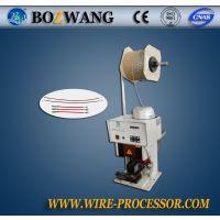 江苏常州供应江苏博之旺BW-4T-C超静音连续段子压接机及周边设备
