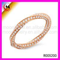 来自星星的你同款 带钻 合金戒指/指环/尾戒   时尚爆款 创意热卖