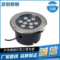贵州遵义偏光LED地埋灯工厂家 低价格-推荐灵创照明