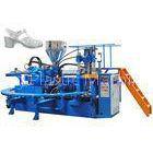 Automatic Shoe Injection Molding Machine For PVC Melisa Sandal 12 Stations