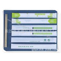 供应内销连锁餐厅可用全封纸包装一次性筷子(根据客户要求印刷)