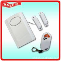 6688遥控门磁报警器 家庭遥控防盗报警器 门窗防盗报警器 感应器