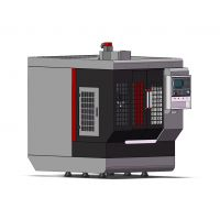 东莞恒鑫C650高速钻孔、攻牙、铣面、精雕CNC加工中心数控机床