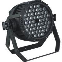 LED大功率投光灯 54颗LED铸铝PAR灯 LED54颗帕灯 led舞台帕灯,led扁帕灯
