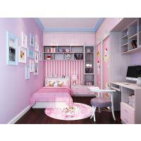广州定制儿童房家具-儿童房布置-家居100网