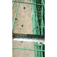 镇江垃圾厂围网@鸿德带框的安全防护网@工厂围墙防护网