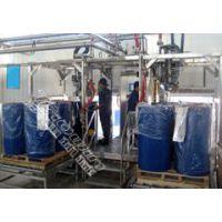 沃迪装备:杏李桃加工设备/果汁饮料生产线