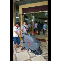 南宁高美洗地机是现代保洁的工具全自动洗地机,南宁洗地机批发