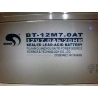 全新包装赛特蓄电池BT-12M8.5AC