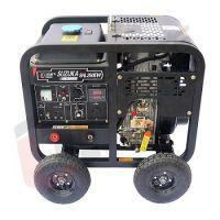 柴油电焊机带1.8KW发电机