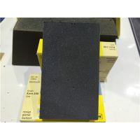 高品质RHION手擦块 碳化硅弹性磨块 80*50*20除锈磨块