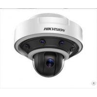 Hikvision/海康威视鹰眼DS-2DP1636Z-D星光级360°全景一体式网络高清智能球机