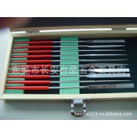 Besdia加长什锦锉 金刚石锉刀 台湾一品锉刀 PFL-10木盒装