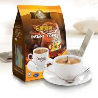 一件代发马来西亚原装进口名馨特浓三合一速溶咖啡40条装咖啡粉