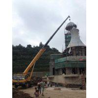 安吉钢结构安装 厂房搬迁 电信塔安装